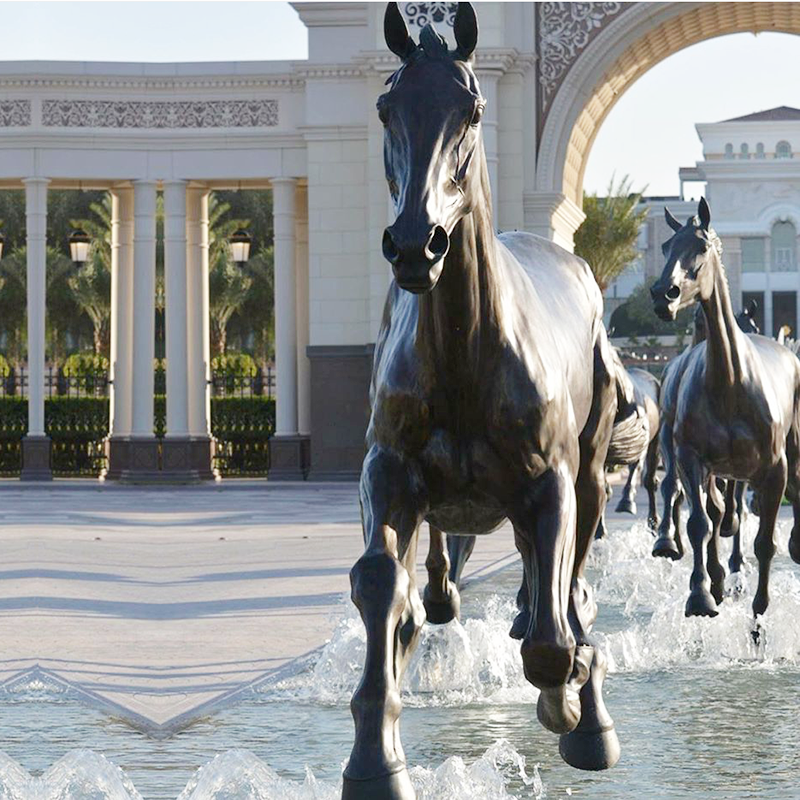 Most selling products Best Quality Bronze Horse Sculpture