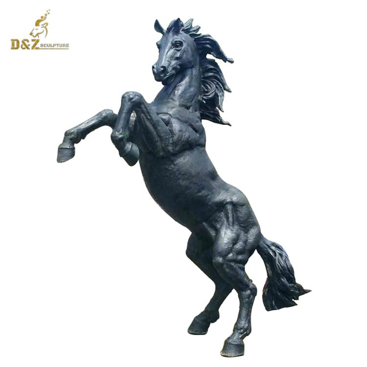 Large Modern High Quality Famous Casting Bronze Horse Sculpture