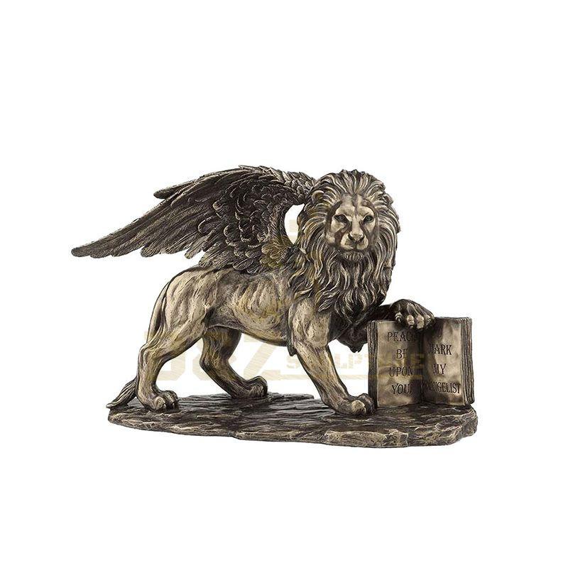 High Quality Large Bronze Metal Lion Sculpture