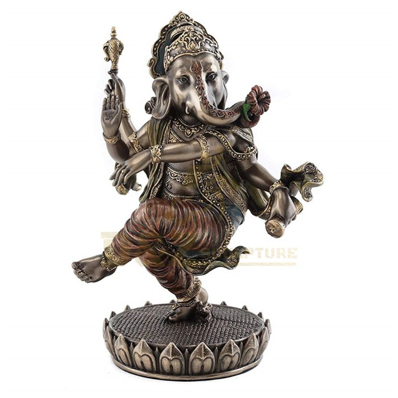 Hot Selling Ganesha Buddha Statue Garden Elephant sculpture