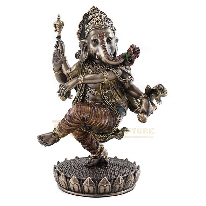 Hot Selling Ganesha Buddha Statue Garden Elephant sculpture