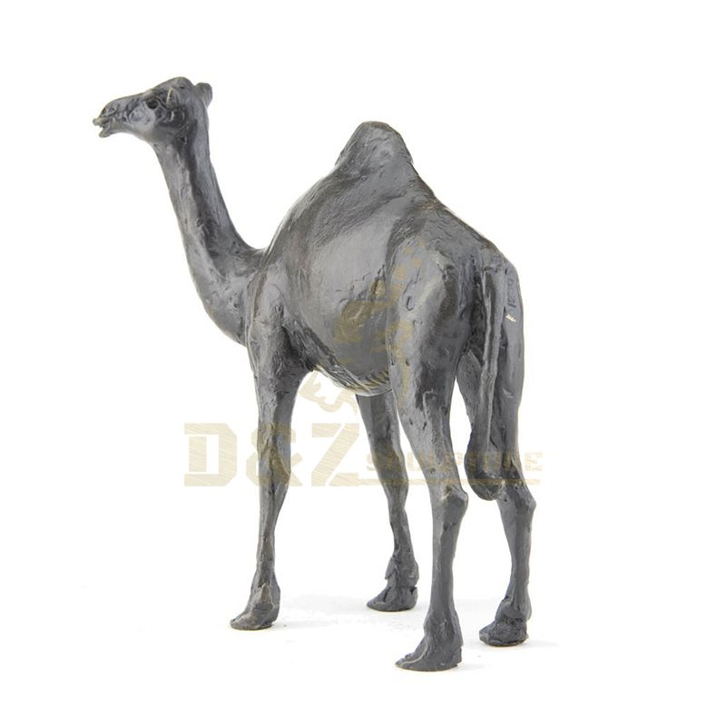 High Quality Bronze Camel Statue Sculpture For Garden