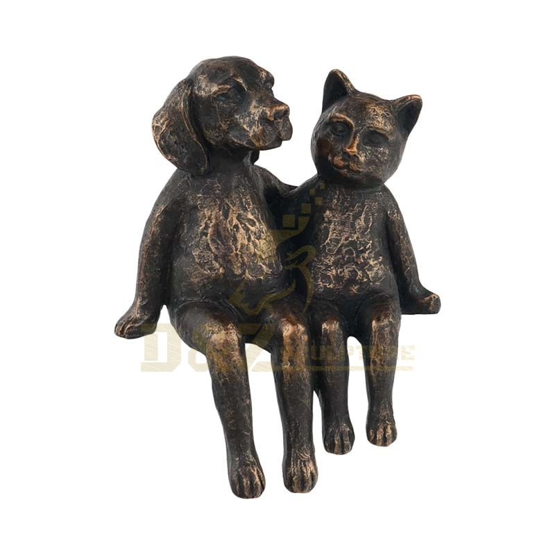Bronze sSculpture Foundry Life Size Bronze Dog Sculpture For Yard