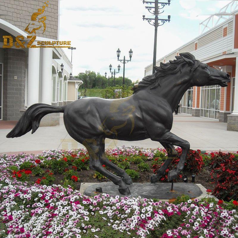 horse sculpture sale