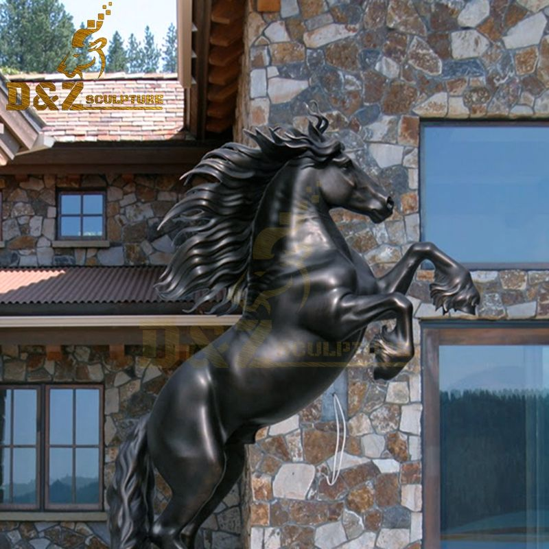 horse copper