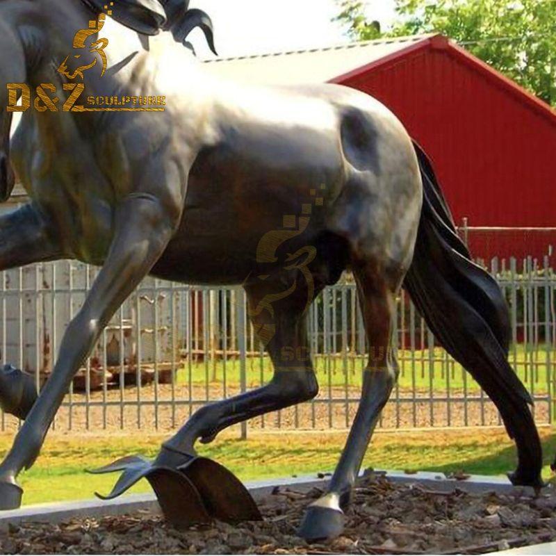 arabian horse sculpture uk