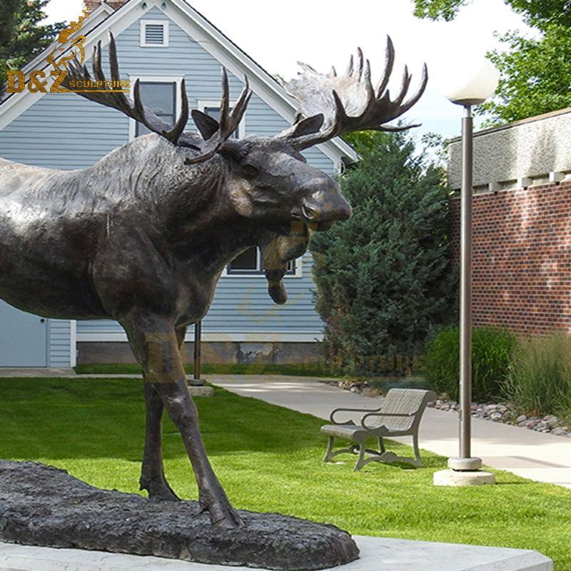 moose sculptures toronto