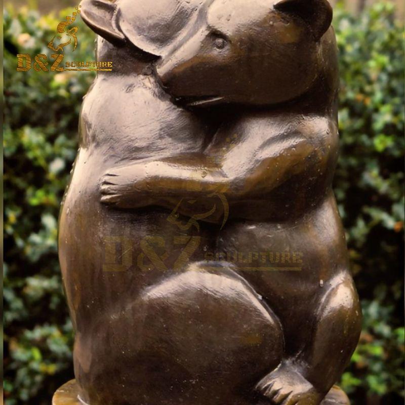 bronze bear for sale