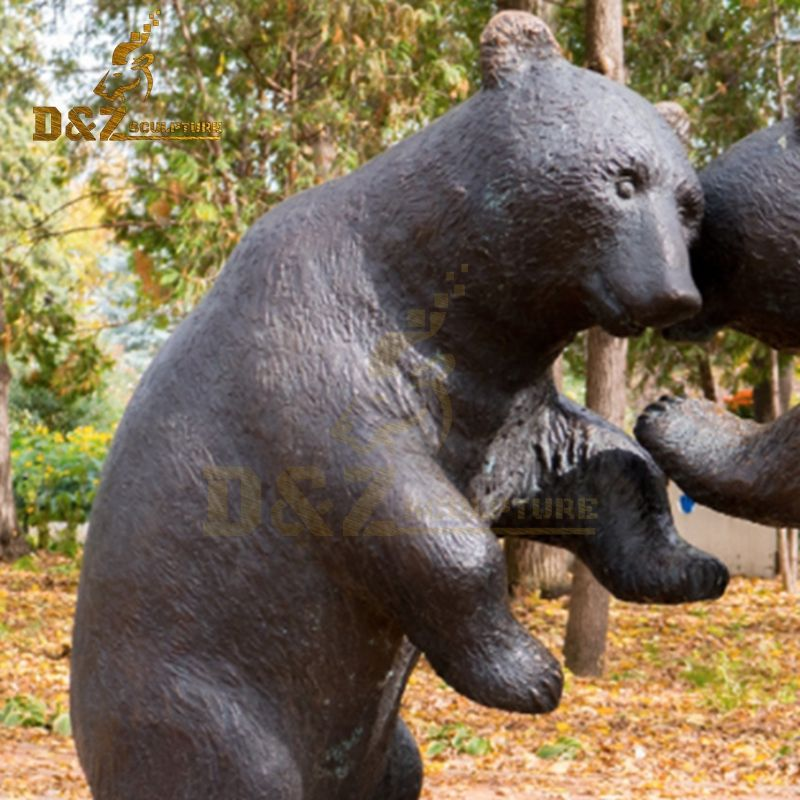 bear sculpture life size