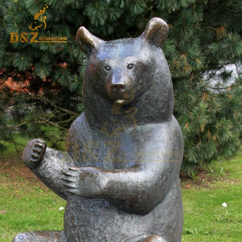 bear sculptures art