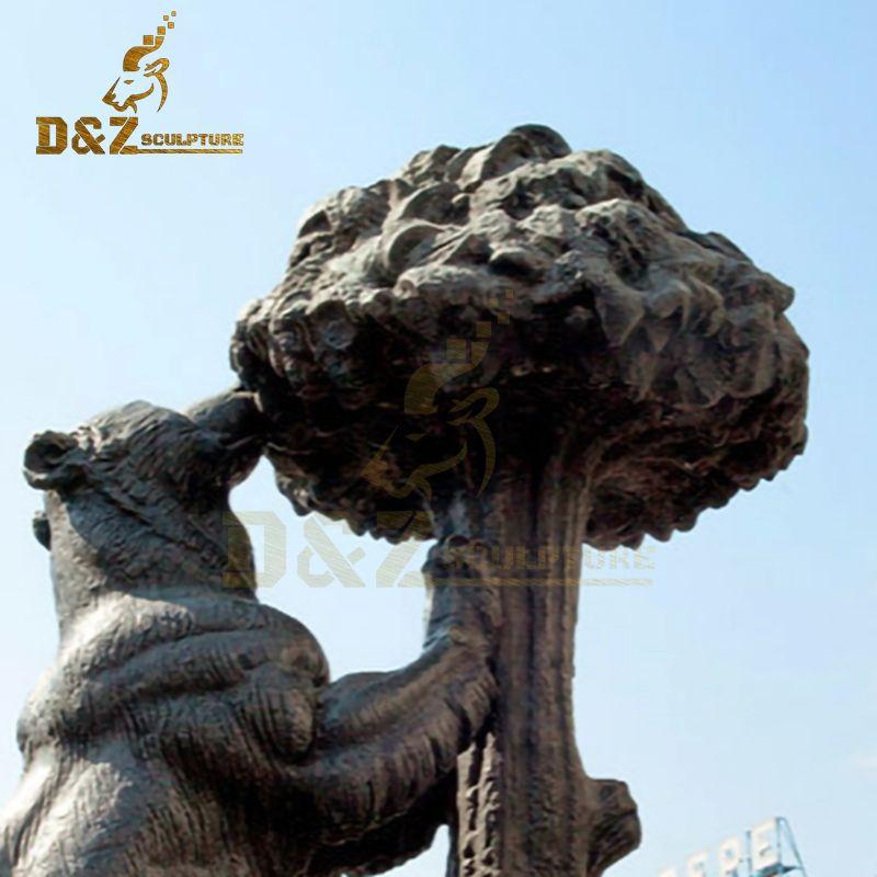 bear statue large