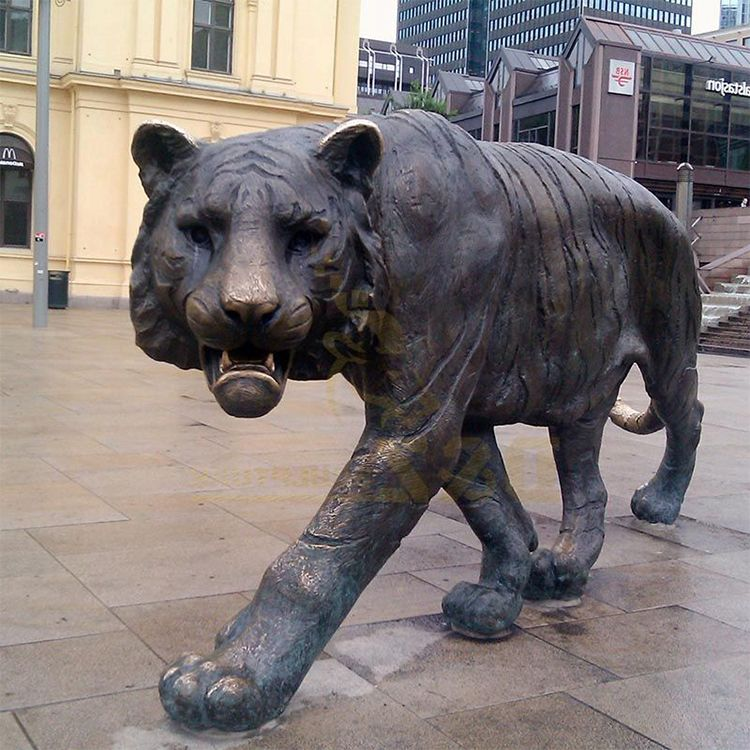 large tiger statue for sale